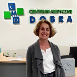 dr n. med. Iwona Nikodemska